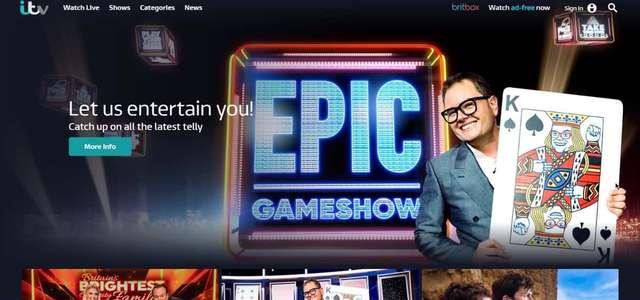 Sådan Watch ITV Player Udenfor UK