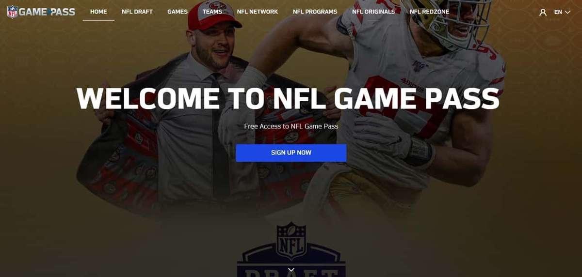 Sådan ser du NFL Game Pass uden blackout
